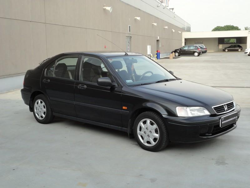 Przeglądasz: Honda Civic 1.4 2000 r.