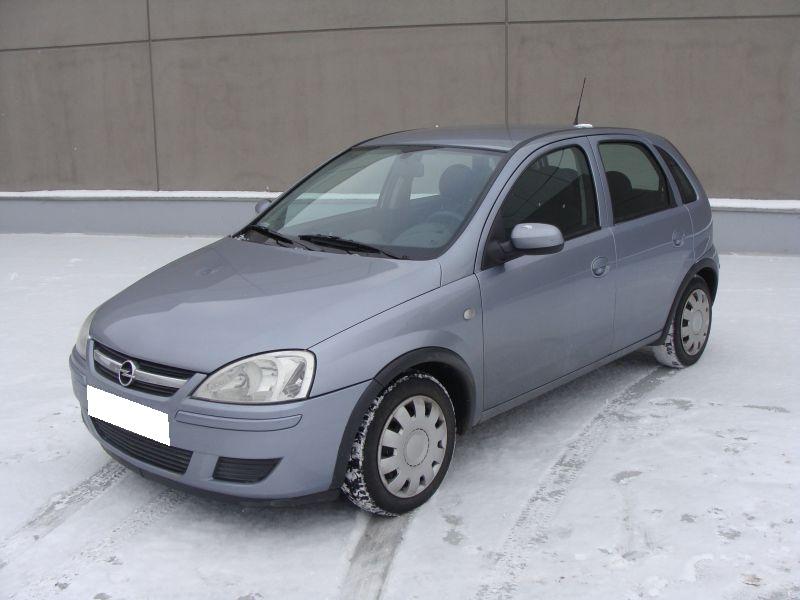 Przeglądasz: Opel Corsa 1.2 2004 r.