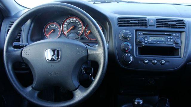 Przeglądasz: Honda Civic  Coupe  2003 r.