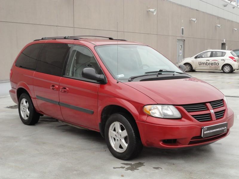 Przeglądasz: Dodge Grand Caravan 2006 r.