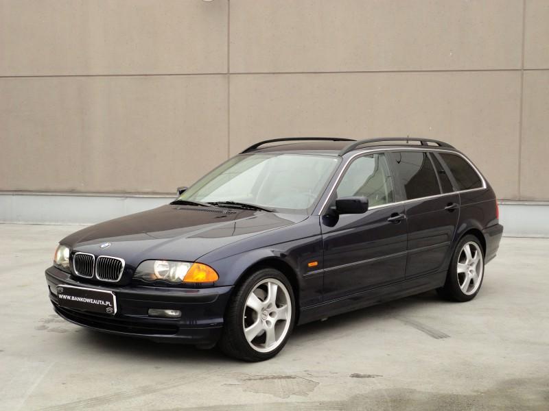 Przeglądasz: BMW 330d E46 2001 r.