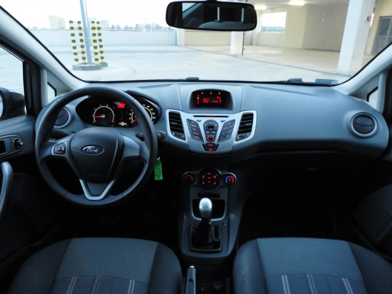 Przeglądasz: Ford Fiesta 1.2  2008 r. VAT 23% 2