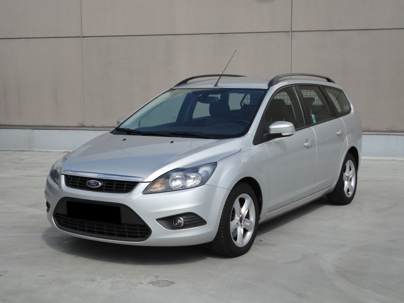 Przeglądasz: Ford Focus 1.8TDCi Platinium 2010 r. VAT 23%