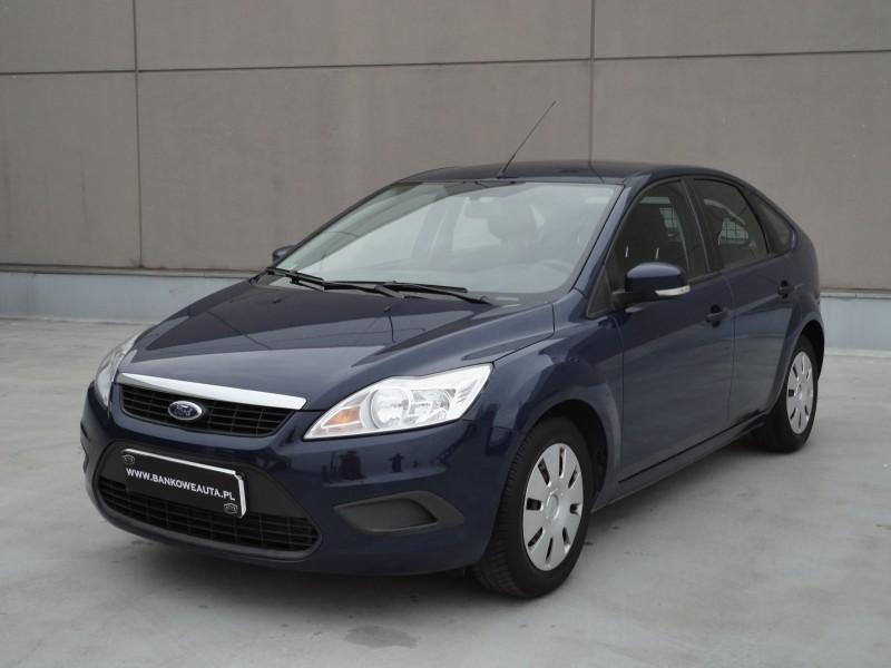 Przeglądasz: Ford Focus 1.6 TDCi 2010 r. VAT 23%