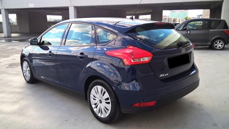 Przeglądasz: Ford Focus Trend 1.6  2015 r. VAT 23%