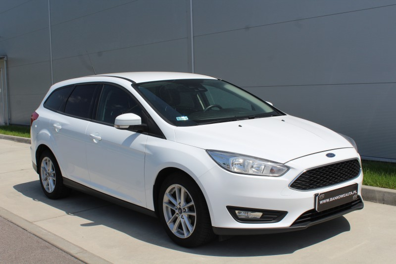 Przeglądasz: Ford Focus Platinium 2016 r. VAT 23%