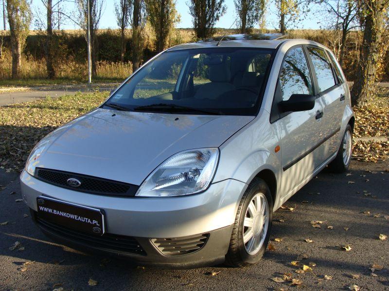 Przeglądasz: Ford Fiesta 1.4 TDCi 2002 r.