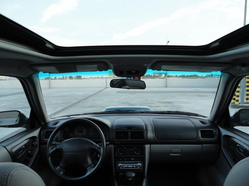 Przeglądasz: Subaru Forester 2.0T 4x4 1999 r.