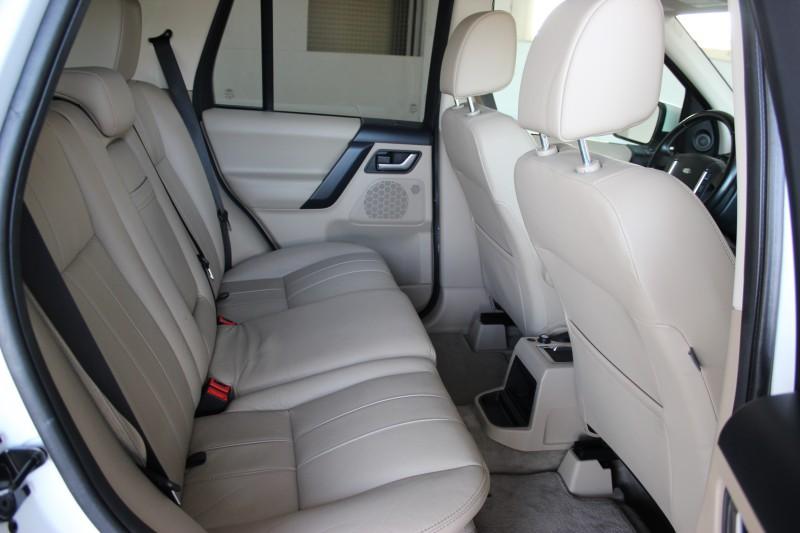 Przeglądasz: Land Rover Freelander 2012 r.