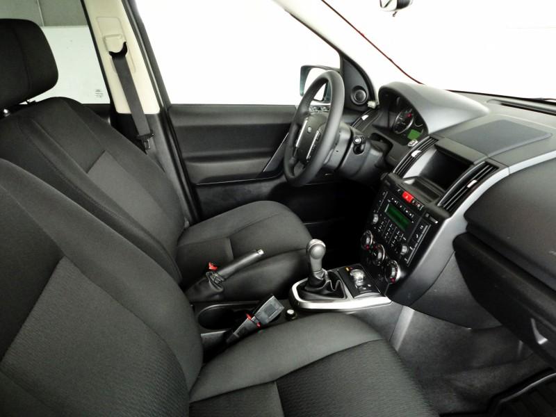 Przeglądasz: Land Rover Freelander 2 TD4 S 2011 r.