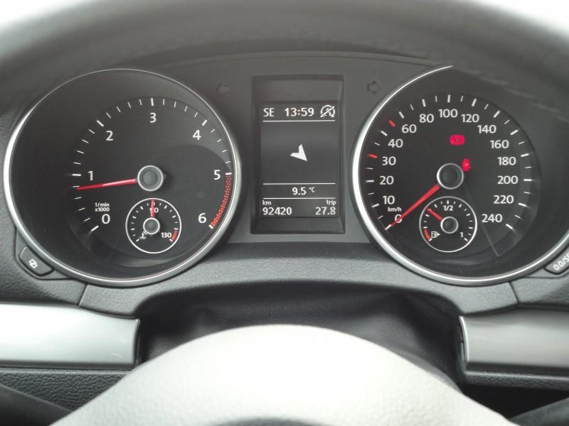 Przeglądasz: VW Golf VI 1.6 TDI 2010 r.