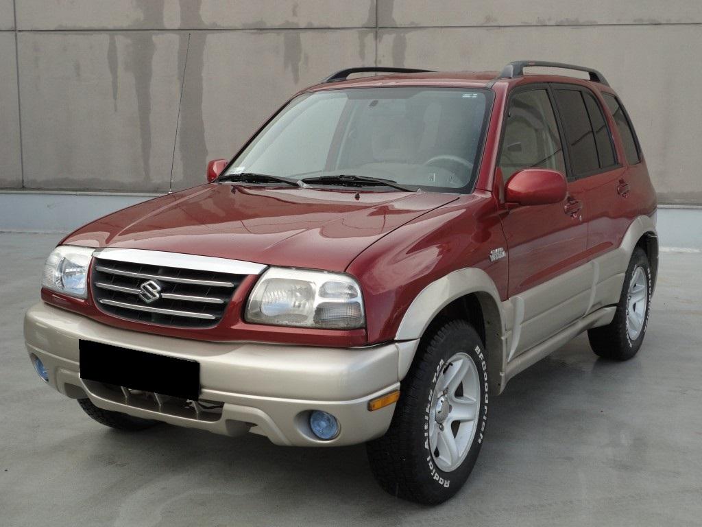 Przeglądasz: Suzuki Grand Vitara 2003 r.
