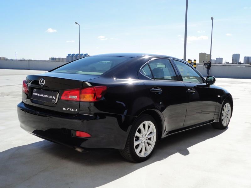 Przeglądasz: Lexus IS220 2007 r.