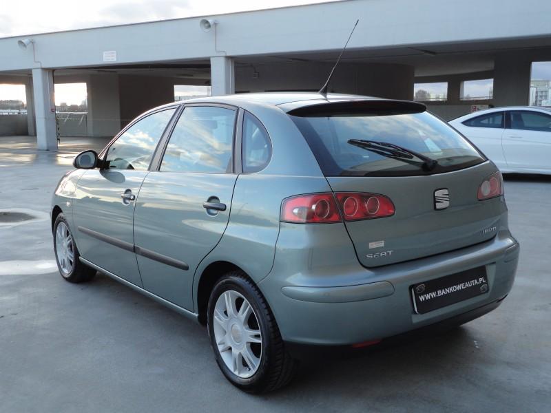 Przeglądasz: Seat Ibiza 1.4 2005 r.