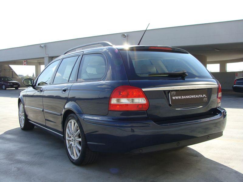 Przeglądasz: Jaguar X Type SPORT 2006 r.