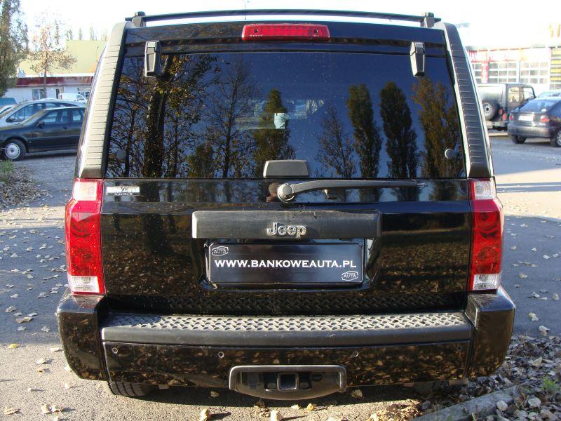 Przeglądasz: Jeep Commander 4.7 V8 siedmio osobowy 2006 r.
