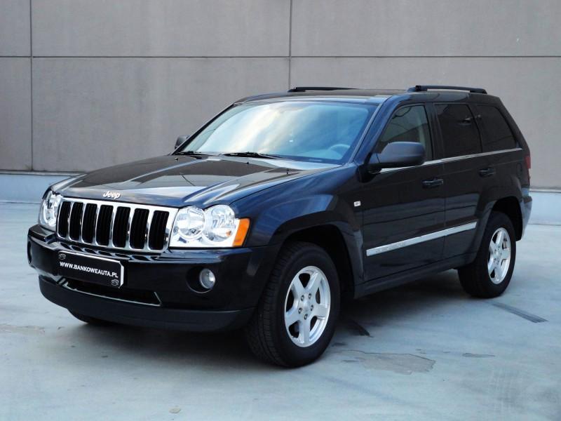Przeglądasz: Jeep Grand Cherokee 5.7 HEMI V8 2005 r.