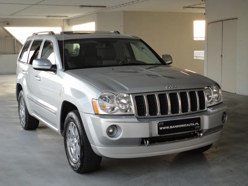 Przeglądasz: Jeep Grand Cherokee 5.7 HEMI V8 OVERLAND 2006 r.