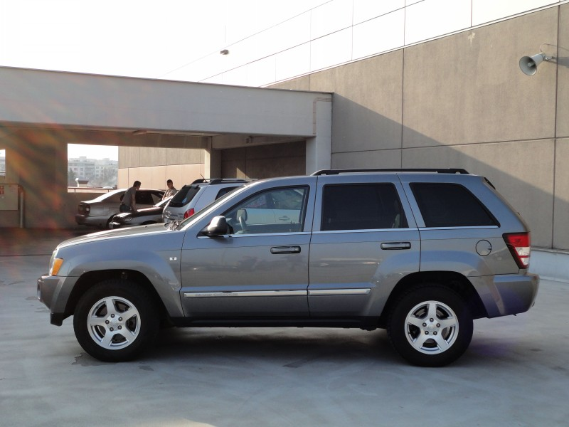 Przeglądasz: Jeep Grand Cherokee 3.0 CRD LIMITED 2008 r.