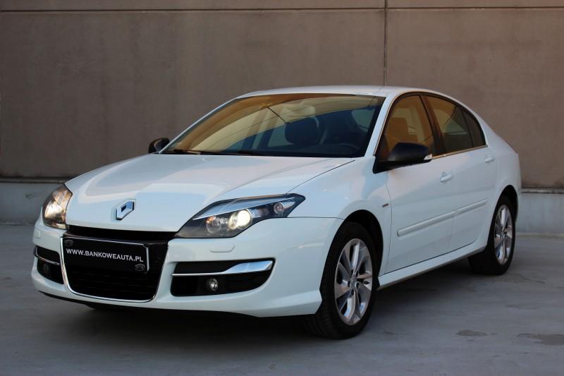 Przeglądasz: Renault Laguna LIMITED 2015 r. VAT 23%
