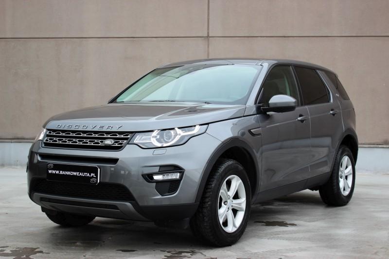 Przeglądasz: Land Rover Discovery Sport  2016 r. VAT 23%