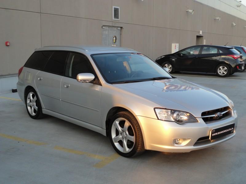 Przeglądasz: Subaru Legacy 4x4 AWD 2006 r.
