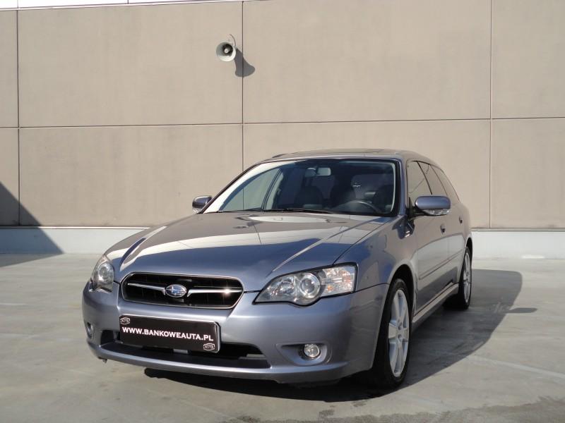Przeglądasz: Subaru Legacy 4x4 AWD 2005 r.