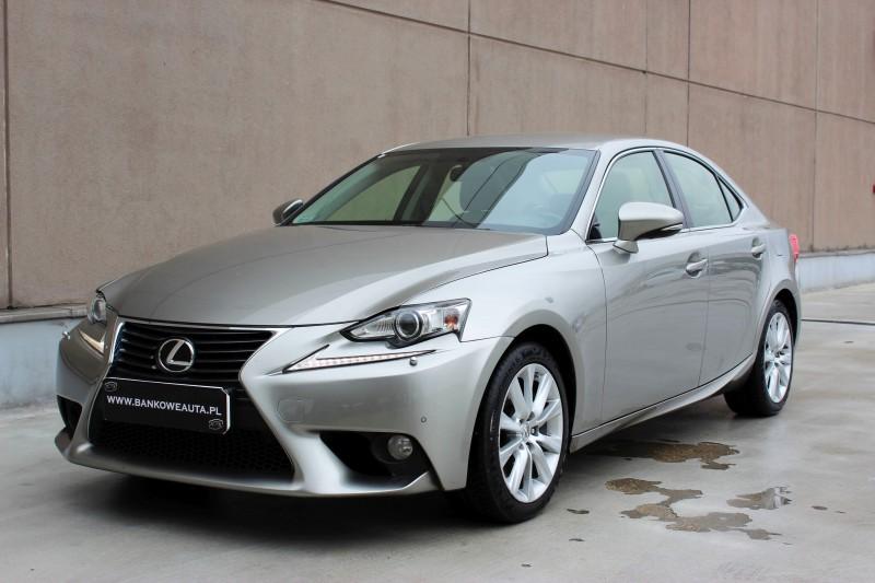 Przeglądasz: Lexus IS200T 2015 r. VAT 23%