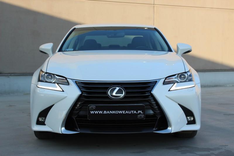 Przeglądasz: Lexus GS 200 2016 r. VAT 23%