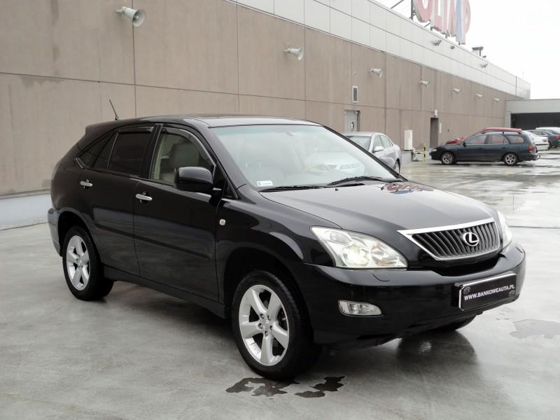 Przeglądasz: Lexus RX 350 2007 r. VAT 23%