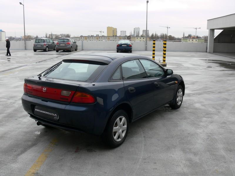 Przeglądasz: Mazda 323F 1.5 1997 r.