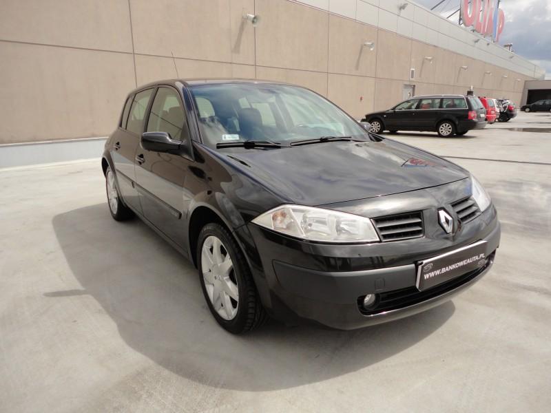 Przeglądasz: Renault Megane Sport 1.6 2005 r.