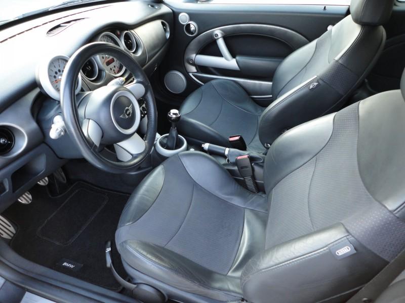 Przeglądasz: Mini Cooper S 170KM 2005 r.