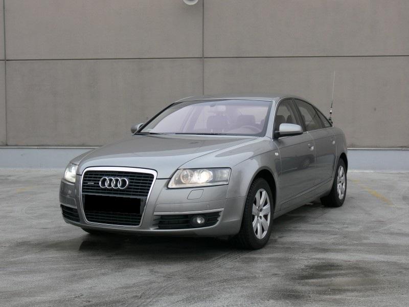 Przeglądasz: Audi A6 3.0 TDI quattro 2005 r.