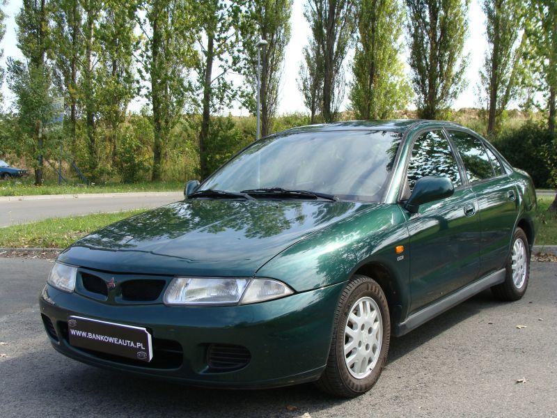 Przeglądasz: Mitsubishi Carisma 1.8 GDI 1997 r.