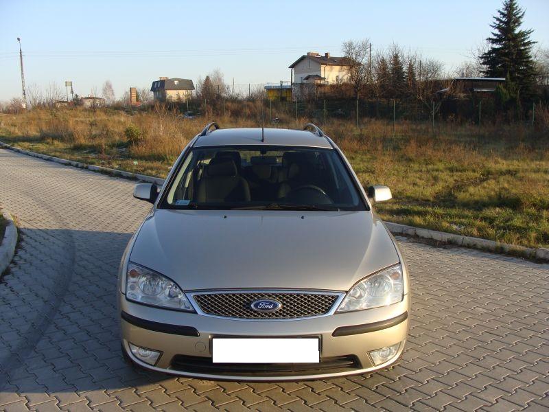 Przeglądasz: Ford Mondeo 2.0 TDCi 2005 r.