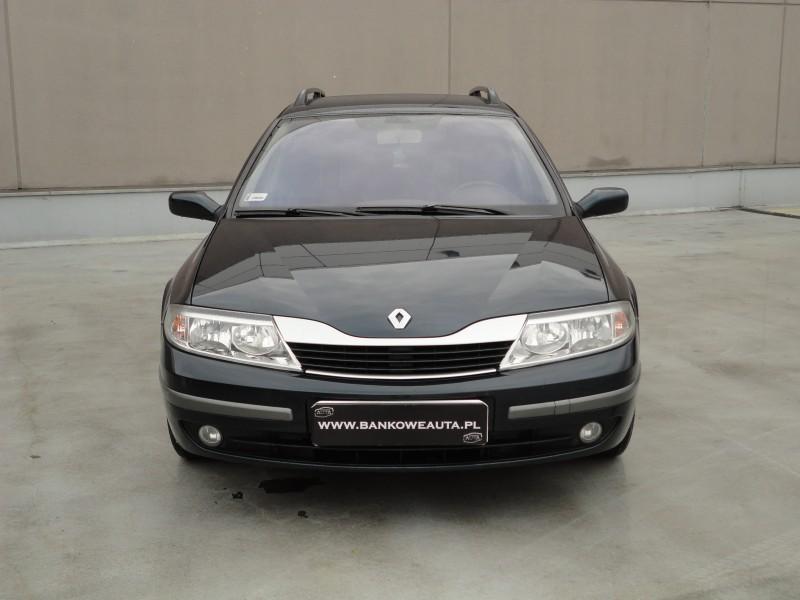 Przeglądasz: Renault Laguna 1.9 DCi 2002 r.