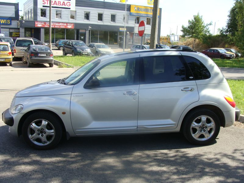 Przeglądasz: Chrysler PT Cruiser 2000 r.