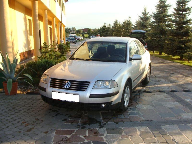Przeglądasz: VW Passat 1.8T 2002 r.