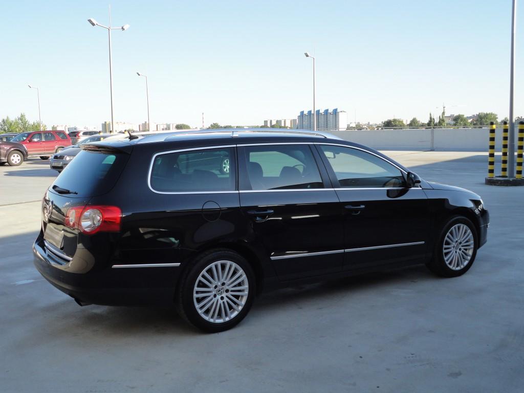 Przeglądasz: VW Passat 3.2 V6 4MOTION Highline 2006 r.
