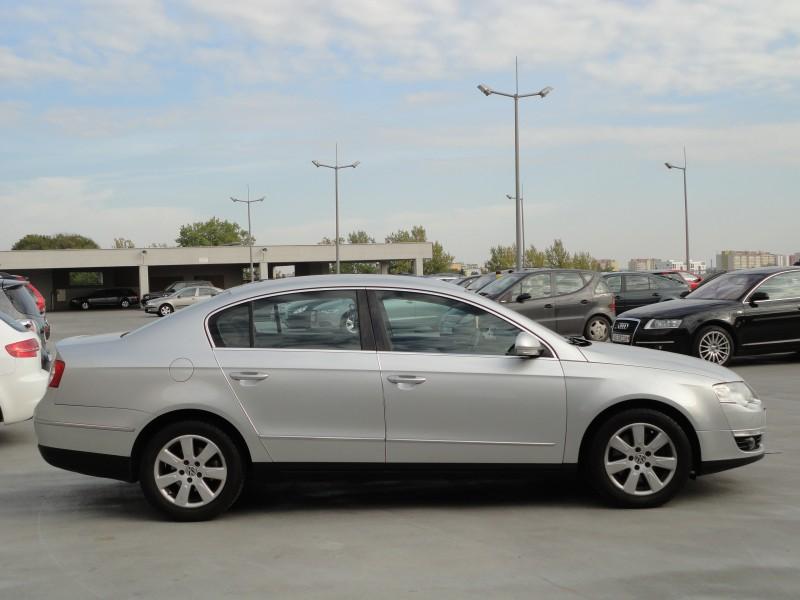 Przeglądasz: VW Passat 2.0 TDI 2007 r.
