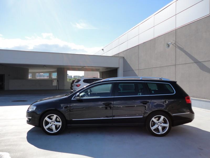 Przeglądasz: VW Passat 3.2 V6 4MOTION Highline 2008 r.