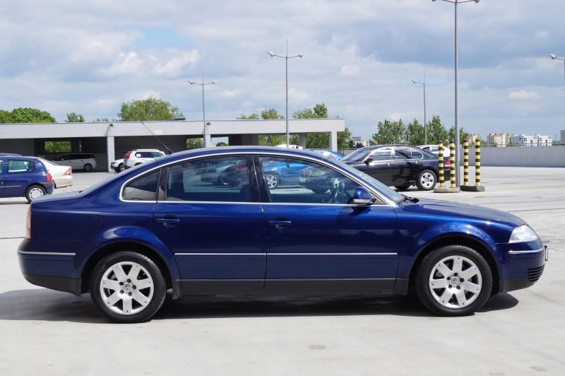 Przeglądasz: VW Passat 2.8 V6 4MOTION 2004 r.