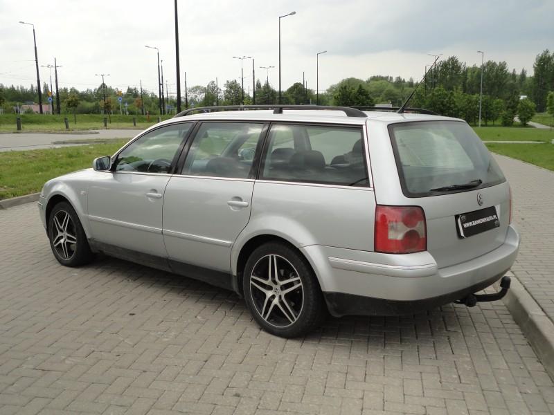 Przeglądasz: VW Passat 2.5 V6 4MOTION Highline 2002 r.