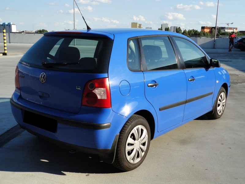 Przeglądasz: VW Polo 1.2  2005 r.