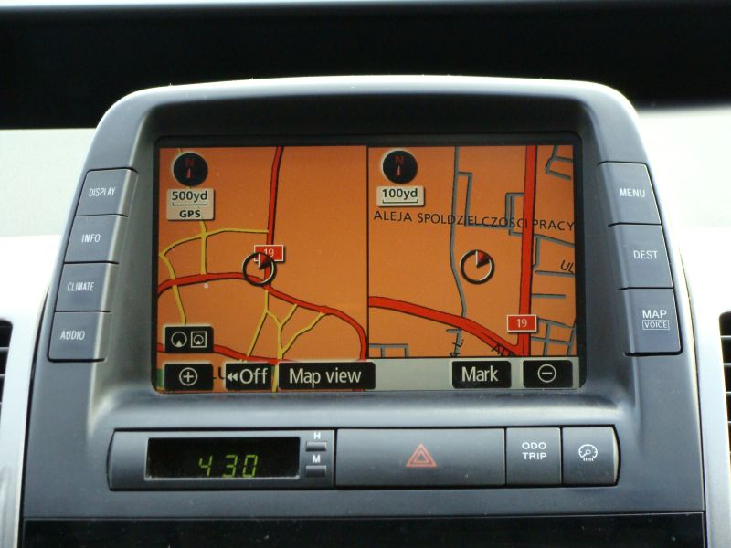 Przeglądasz: Toyota Prius HYBRYDA 2007 r.