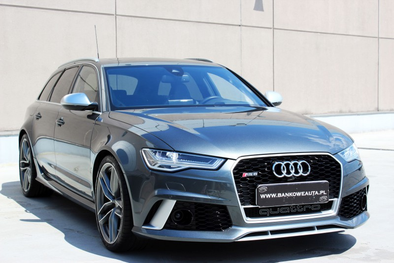 Przeglądasz: Audi RS6 560KM 2013 r.