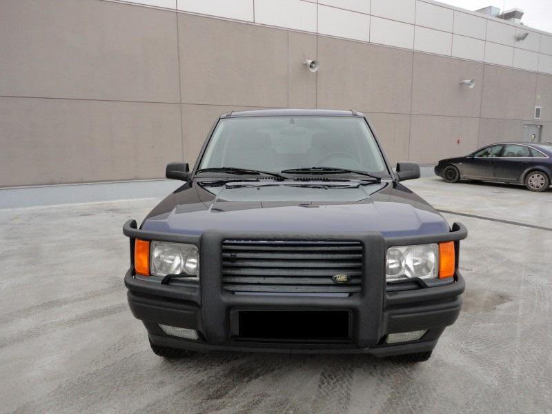 Przeglądasz: Range Rover 4.6 HSE 1999 r.