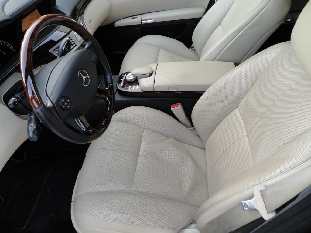 Przeglądasz: Mercedes S 500 LONG 4MATIC 2007 r.