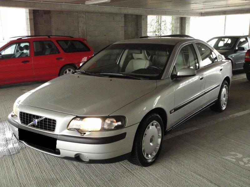 Przeglądasz: Volvo S60 2.4b 2003 r.